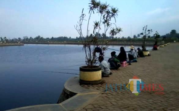 Salah satu embung di Kabupaten Malang (dok MalangTIMES)
