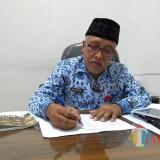 Sekretaris Dinas Pekerjaan Umun dan Penataan Ruang (DPUPR) Pemkot Blitar, Heru Catur Widyantoro.(Foto : Team BlitarTIMES)