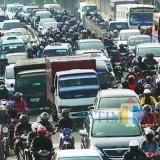 Ilustrasi kemacetan (Pipit Anggraeni/MalangTIMES)