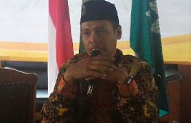 Ketua Pimpinan Daerah Muhammadiyah (PDM) Malang Abdul Haris
