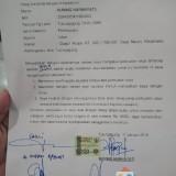 Surat yang dibuat Nuning Nurhayati karena melakukan penghinaan dan pencemaran nama baik. Kasus ini berakhir damai. / Foto : Istimewa / Tulungagung TIMES