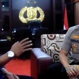 Wawancara JatimTIMES dengan Kapolres Lumajang. (Foto: Pawitra/JatimTIMES)