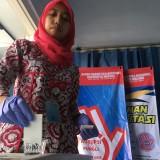Ilustrasi tes urine yang dilakukan petugas BNN Kabupaten Malang untuk mendata peserta rehabititasi narkoba, Kabupaten Malang (Foto : Dokumen MalangTIMES)
