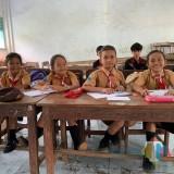 Suasana SDN Dadapan 03 yang nampak sepi, meskipun berpredikat sekolah negeri, Kecamatan Wajak (Foto : Dokumen MalangTIMES)