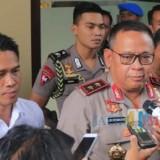 Kapolda Jatim Irjen Pol Luki Hermawan saat memberikan keterangan