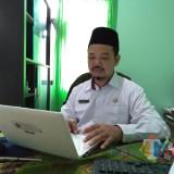 Kasi Penma Kemenag Kota Blitar, Habibbur Rachman.(Foto : Team BlitarTIMES)