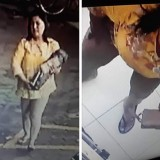Potongan gambar pelaku yang terekam CCTV (ist)