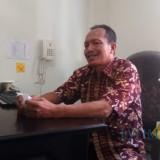 Supangkat SH Kabid Piak dan Pemanfaatan Data Dispendukcapil Kabupaten Kediri. (Eko Arif S /JatimTIMES)
