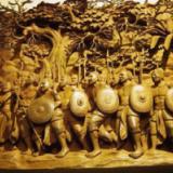 Pasukan elit Sengguruh yang terkenal sebagai wilayah pendidikan militer zaman kerajaan akhir Majapahit (Ist)
