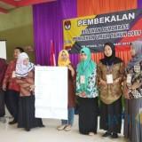Pembekalan Relawan Demokrasi KPU Lumajang. (Foto: Istimewa)