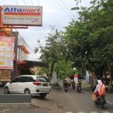 Salah satu minimarket di wilayah Kota Probolinggo. (Agus Salam/Jatim TIMES)