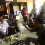 Sekkota Pasuruan audensi dengan aktivis Kompak.