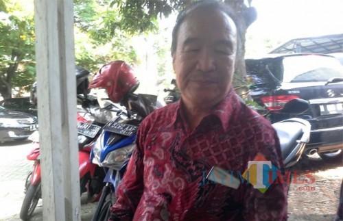 Direktur Utama Perum Bulang Terang Utama (BTU) Umang Gianto (Foto : Dok/MalangTIMES)