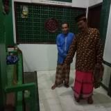 Lokasi penemuan bayi (Anggara Sudiongko/MalangTIMES)