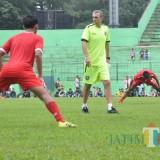 Pelatih Kepala Arema FC, Milomir Seslija (Luqmanul Hakim)
