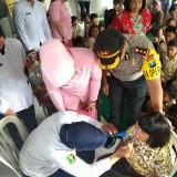 Anak Anak TK Bhayangkari Ikuti Sosialisasi dan Pemeriksaan Gigi