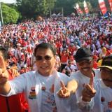 Temui Ribuan Warga, Wakil Ketua MPR Sampaikan Pesan Jokowi