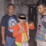 R saat ditangkap polisi karena kasus peredaran sabu di Lumajang. (Foto: Polres Lumajang/JatimTIMES)