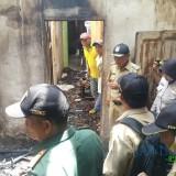 Tragis, Terjebak Kebakaran, Warga Dampit Tewas Terpanggang