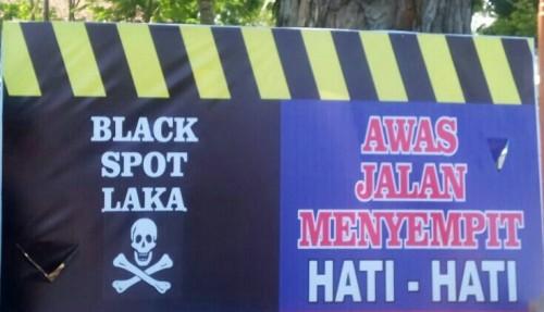 Jalur blackspot (bhayangkaranews)