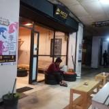 Barber Shop Mr. Neciz yang masih buka