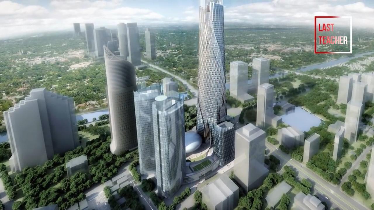 Indonesia Bakal Miliki Gedung Tertinggi Di Asia Berikut Deretan Delapan Gedung Pencakar Langit Yang Ada Di Indonesia Jatim Times