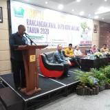 Jaring Saran Stakeholder, Barenlitbang Ingin Rancangan Awal RKPD Semakin Komprehensif
