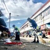 Cegah DBD, Ribuan ASN Kota Batu Dikerahkan Bersihkan Tempat Umum