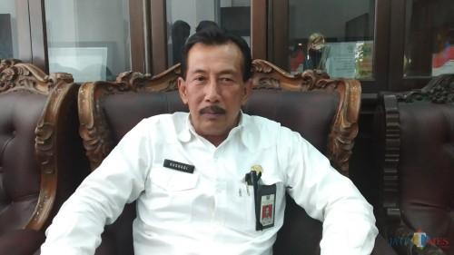 Kepala Dinas Perhubungan Kota Malang, Kusnadi (foto: Pipit Anggraeni/MalangTIMES)