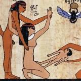 10 Cara Hidup Luar Biasa Aneh yang Dipraktikkan Orang Mesir Kuno