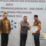 Wali Kota Malang Sabet Penghargaan Pembina K3