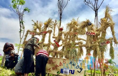 Salah satu Festival Kampung Tani merupakan kegiatan yang masuk dalam kalender Event Kota Batu. (Foto: Irsya Richa/MalangTIMES)