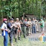 Serunya War Game's Di The Jaten Park Kebonsari