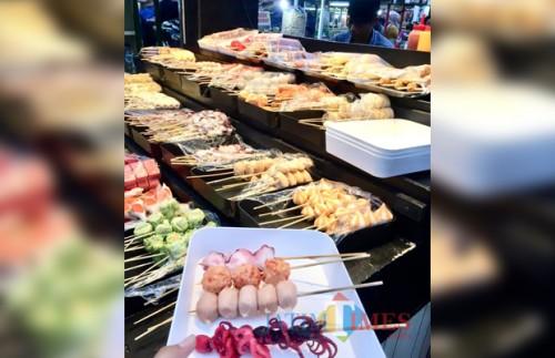 Tahu Nggak Makanan Favorit Wisatawan Di Alun Alun Kota Batu