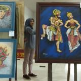 Lukisan Bung Karno Sapa Pengunjung Gedung DPRD Kota Malang