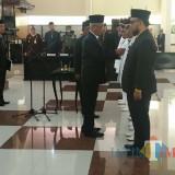 Pelantikan dan Pengambilan Sumpah Jabatan oleh Bupati Bondowoso