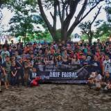 Solid! Reuni Cah Foto Kediri Tribute to Arif Faisal. (Foto: Istimewa)