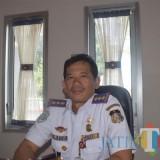 Priyo Suhartono, Kepala Dishub Kota Blitar.(Foto : dok/BlitarTIMES)