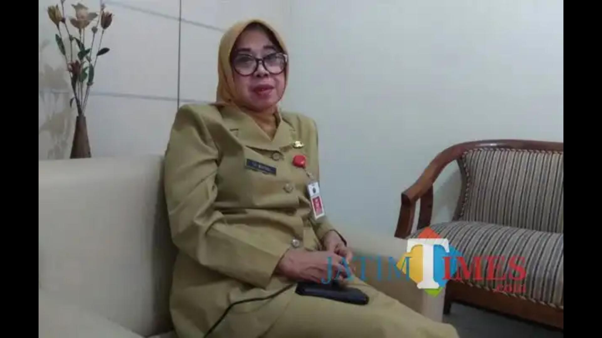 Tri Widyani, kepala Dinas Koperasi dan UMKM Kota Malang. (foto Nurlayla Ratri/Malang Times)