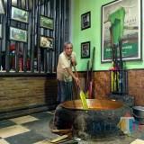 Wisata edukasi Omah Jenang Kelapa Sari.(Foto : Team BlitarTIMES)