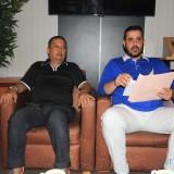 Wali Kota dan Wakil Wali Kota Probolinggo saat pers rilis rekruitmen P3K dan Surat Edaran (SE) (Agus Salam/Jatim TIMES)