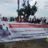 Nelayan Muncar Deklarasi Dukung Jokowi-Ma'ruf Amin