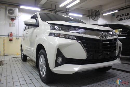 Toyota New Avanza Tipe G terbaru (Luqmanul Hakim/MalangTIMES)