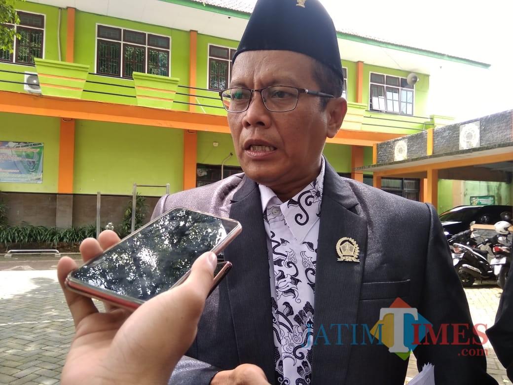 Anggota Komisi D DPRD Kota Malang Rusman Hadi (Foto: Imarotul Izzah/MalangTIMES)