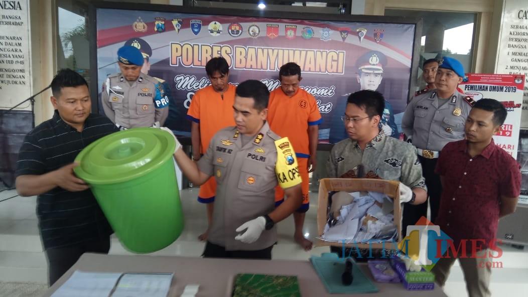 Polisi Bongkar Praktik Dukun Palsu Modus Penggandaan Uang Jatim
