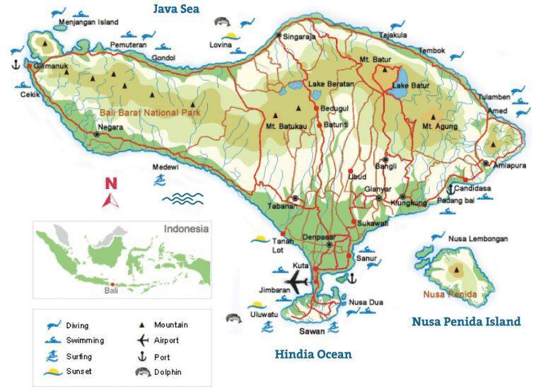 Bali merupakan salah satu yang ingin membebaskan diri dari NKRI saat itu.