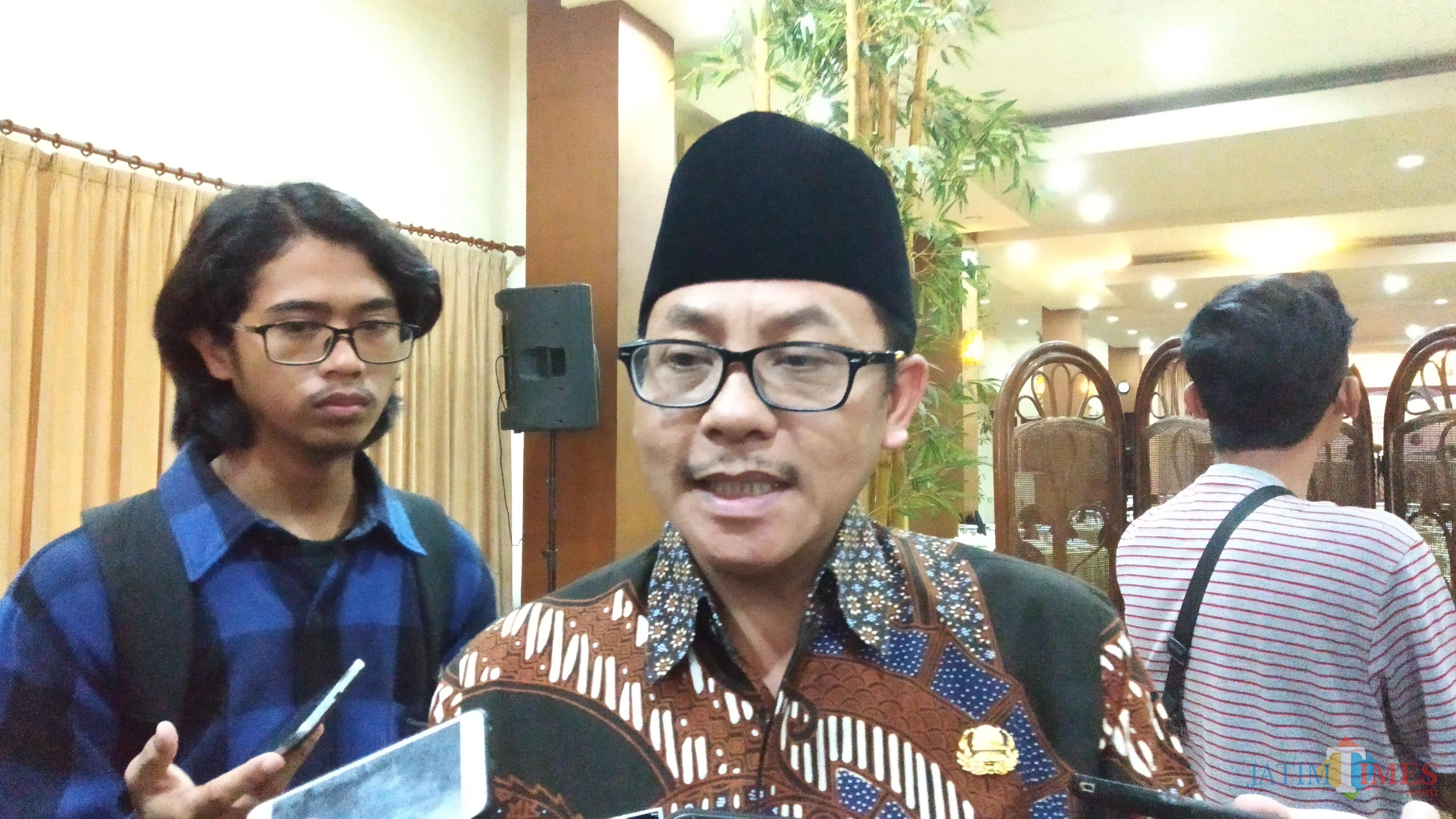 Wali Kota Malang, Sutiaji (Pipit Anggraeni/MalangTIMES).
