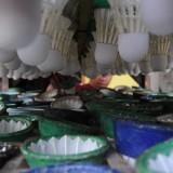 Gunakan Bahan Impor, Harga Shuttlecock Produksi Kota Malang Ini Terjangkau