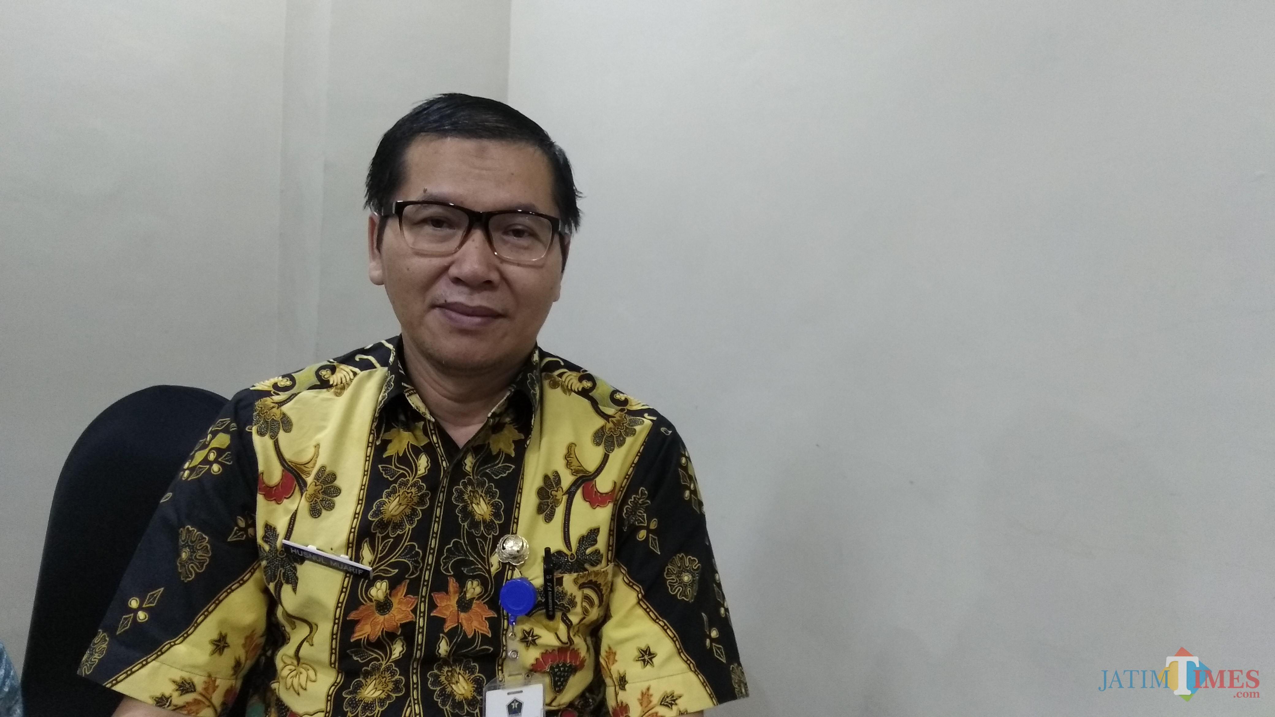 Kepala Bidang Pencegahan dan Pengendalian Penyakit (P2P) Dinkes Kota Malang, dr. Husnul Muarif . (Foto: Nurlayla Ratri/MalangTIMES)