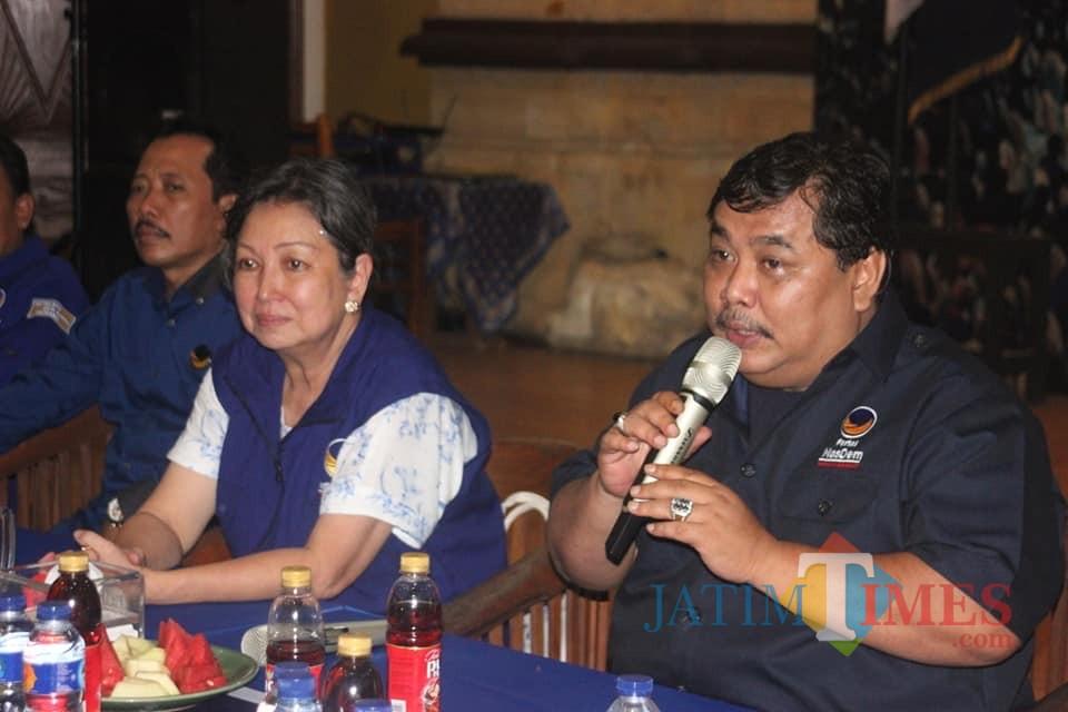 Joko Cahyono, Wakil Ketua DPRD Kabupaten Pasuruan.